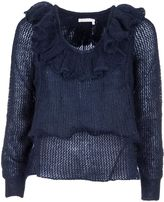 See by Chloe Frilled Sweater