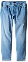 NYDJ Women's Petite Clarissa Ankle Jeans In Sure Stretch Denim