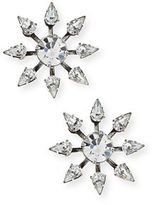 Dannijo Constantina Crystal Stud Earrings