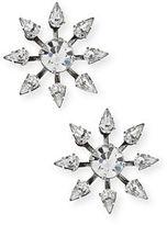 Dannijo Constantina Crystal Stud Earrings