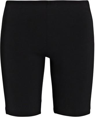 Paco Rabanne Logo Biker Shorts