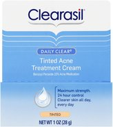 Clearasil Tinted Cream - 1 oz
