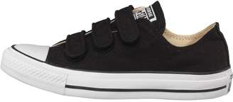 Converse CT All Star Ox Velcro Trainers Black/White