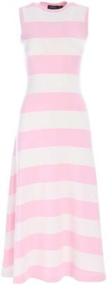 Polo Ralph Lauren Striped Midi Dress