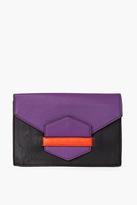 Geo Colorblock Bag