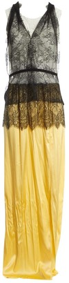 Loyd/Ford Yellow Silk Dress for Women