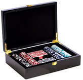 Bey-Berk Poker Set with Box