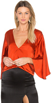 Backstage Alicia Top in Orange. - size XXS (also in )