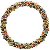 Meredith Frederick 14K Mixed-Stone Bead Bracelet