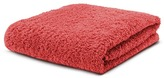 Abyss Super Pile guest towel - Cayenne