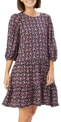 French Connection Boho Floral Dress
