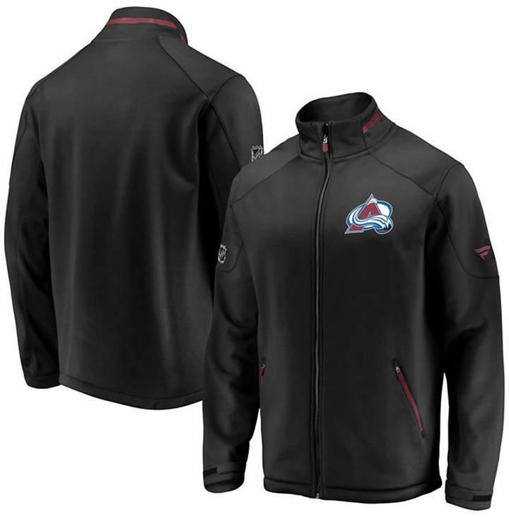 Majestic Men Colorado Avalanche Rinkside Authentic Pro Jacket