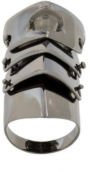 Vivienne Westwood armour knuckle ring