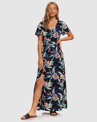 Roxy Womens A Night To Remember Maxi Dress