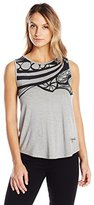Desigual Women's Knitted T-Shirt Sleeveless 4