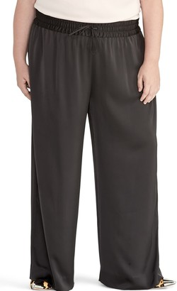 Rachel Roy Bobbi Wide Leg Pants (Plus Size)