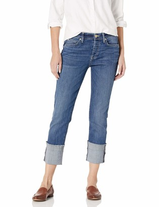Level 99 Women's Morgan Slouchy Straight-Leg Jean