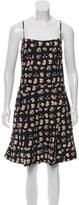 Thakoon Floral Print Sleeveless Dress w/ Tags