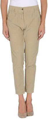 Incotex Red 3/4-length shorts