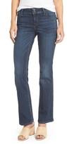 Hudson Petite Women's Beth Baby Bootcut Jeans