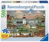 Ravensburger Beacons Cove Puzzle - 500 Pieces