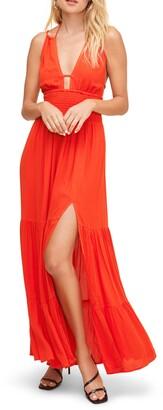 ASTR the Label Ooh Lala Maxi Dress