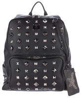 MCM Honshu Tantris Studded Backpack