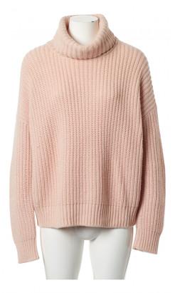 Loro Piana Pink Cashmere Knitwear