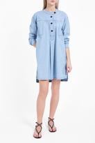 Etoile Isabel Marant Anise Chambray Dress