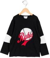 Sonia Rykiel Boys' Embroidered Long Sleeve Shirt