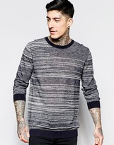 Minimum Slubby Stripe Knit