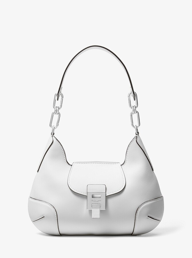 ae24f370d940 Michael Kors Optic White Bags - ShopStyle