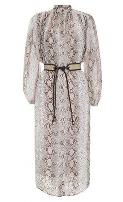 Zimmermann Bellitude Long Shirt Dress