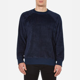 Our Legacy 50's Polarfleece Great Sweatshirt Navy