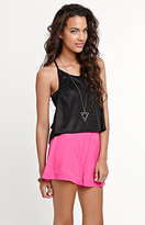 The In Crowd Sweet Story Crop Tank
