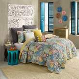 Blissliving Home Blissliving® Riyadh King Quilt in Blue