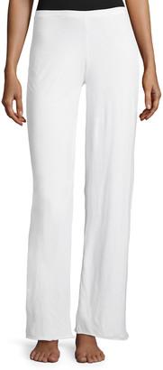 Skin Double-Layer Cotton Lounge Pants