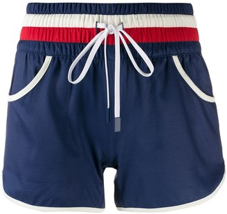 Perfect Moment Drawstring Resort Shorts