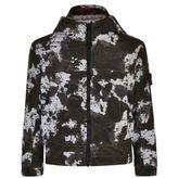 Stone Island Camo Hooded Parka Coat
