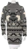 Stella McCartney Wool Patterned Tunic
