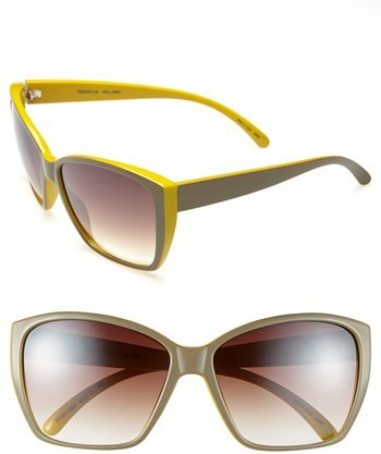 Outlook Eyewear 'Freestyle' 60mm Sunglasses