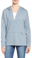 Caslon Hooded Pullover Tunic (Regular & Petite)