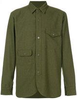 Han Kjobenhavn fitted military shirt