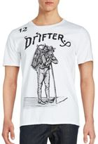 Drifter Solid Cotton Tee