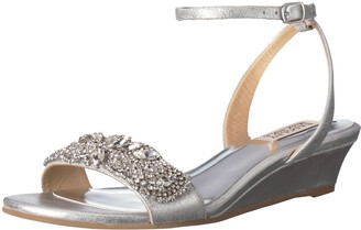 Badgley Mischka Women's Hatch Wedge Sandal