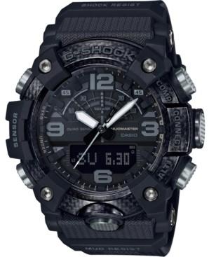 G-Shock Men's British Army X Mudmaster Black Resin Strap Watch 53mm - Limited Edition