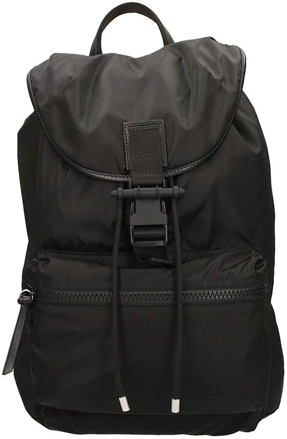 Givenchy Obsedia Black Nylon Backpack