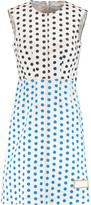 J.W.Anderson Polka-dot denim dress