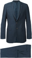 Tonello classic two piece suit - men - Cupro/Virgin Wool - 48