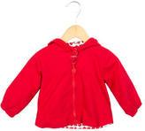 Stella McCartney Girls' Lightweight Hooded Jacket w/ Tags